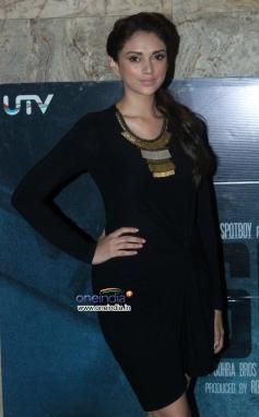 Aditi Rao Hydari at film Shahid Special screening