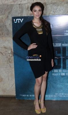 Aditi Rao Hydari at Special screening of film Shahid