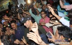 Akshay Kumar's film Boss screening at Gaiety Galaxy