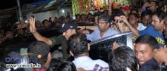 Akshay Kumar visited Gaiety Galaxy to watch his film Boss