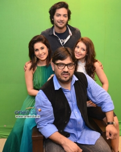 Ali Fazal, Amrita Raichand, Shuja Ali, Anisa at the photoshoot of Vibhu Agarwal's Baat Bann Gayi