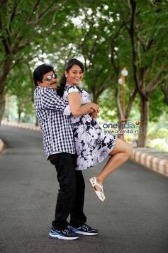 Ali and Suja Varunee pics from Alibaba Okkade Donga