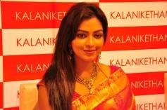Amala Paul Inaugurates Kalanikethan Showroom Stills