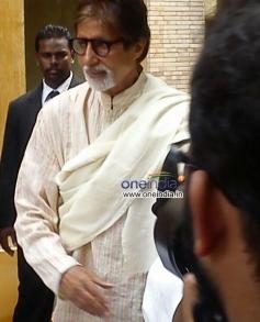 Amitabh Bachchan 71st Birthday Press Conference