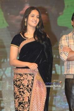 Anushka Shetty at Varna Audio Launch