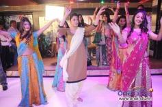 Ashima Sharma performance on location shoot of film Mumbai Can Dance Saala