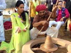 Behind the scenes Bachelorette India Mere Khyalon Ki Mallika
