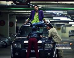 Akshay Kumar still from his film Boss