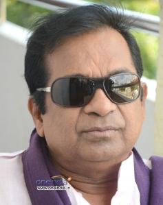 Brahmanandam at Film Malligadu Marriage Bureau Press Meet