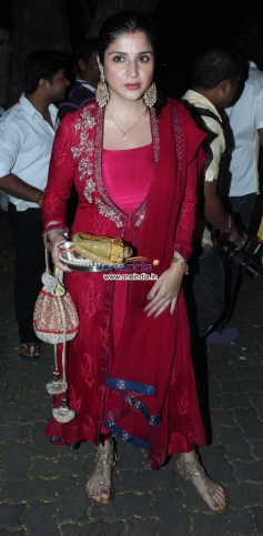 Celebs at Anil Kapoor's Karva Chauth party