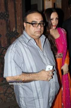 Celebs arrive at Anil Kapoor's Karva Chauth party