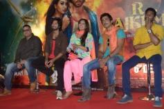 Celebs at R... Rajkumar film Trailer launch
