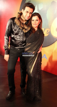 Celebs at Star Plus Nach Baliye 6 press meet