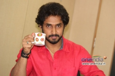 Chetan Chandra at Huchudugaru Film Promotes