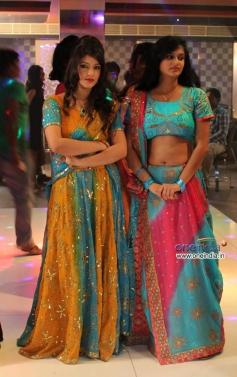 Dancers at on location shoot of film Mumbai Can Dance Saala