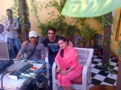 Desi Magic film shooting