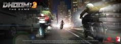 Dhoom 3 The Game fb cover photo