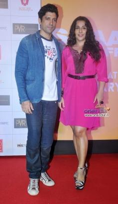 Farhan Akhtar and Vidya Balan's film Shaadi Ke Side Effects trailer launch