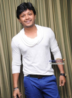 Ganesh at Sakkare Film Press Meet