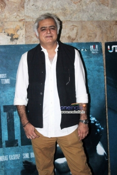 Hansal Mehta at Special screening of film Shahid