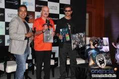 Hrithik Roshan launches of Krrish 3 Merchandise