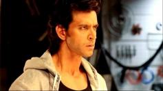 Hrithik Roshan's Krrish 3 film behind the scenes