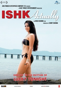 Ishk Actually poster