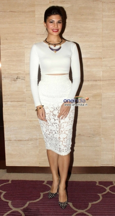 Jacqueline Fernandez at Asin 28th Birthday Bash