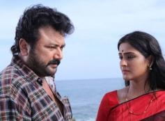 Jayaram and Remya Nambeesan in Malayalam Movie Nadan