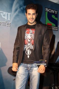 Kaishav Arora at the launch of Sony's new TV show Bhoot Aaya
