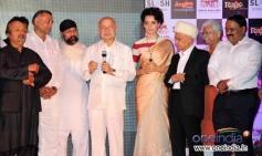Kangana Ranaut during her Rajjo film Music Launch