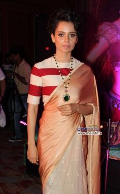 Kangana Ranaut at Music launch of film Rajjo