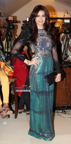 Karishma Tanna at Success party of film Grand Masti