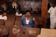 Karthi still from All in All Azhagu Raja