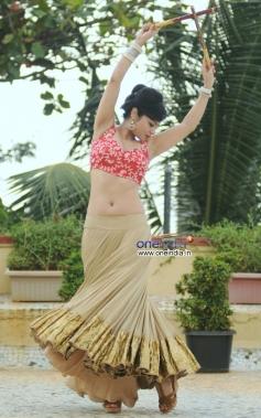 Kavitta Verma's photoshoot for Navratri