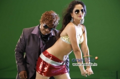 Komal in Kannada Movie Karodpathi