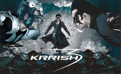 Krrish 3 film - fight between good and evil