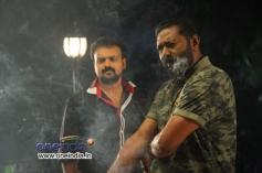 Kunchako Boban, Lal in Malayalam Movie Kadhaveedu