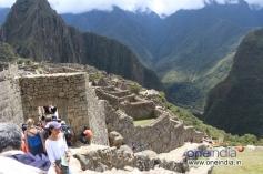 Machu Picchu Travelogue by Seetha Keshava