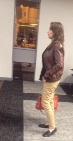 Madhuri Dixit arrived Auckland for Temptation Reloaded 2013