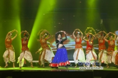 Madhuri Dixit performance at Temptation Reloaded Auckland 2013