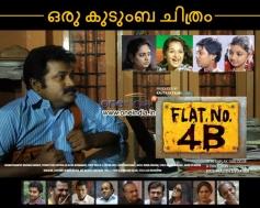 Malayalam Movie Flat No. 4B Poster