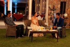 Mallika Sherawat conversation with The Bachelorette India contestant