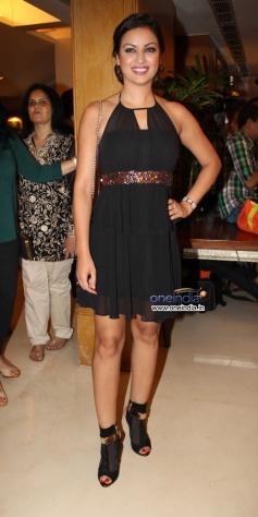 Maryam Zakaria at Success party of film Grand Masti