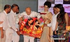 Music launch of film Rajjo
