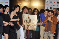 Music launch of film Singh Saab The Great
