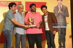 Nanda Kishore, Sharan in Victory 75 Days Success Meet