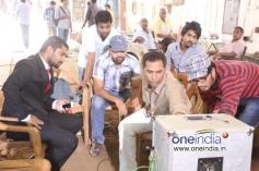 Nani in Telugu Movie D For Dopidi