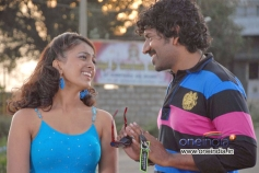 Narona and Surya in Kannada Film Nimhans