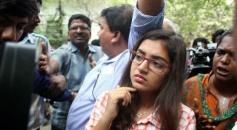 Nazriya Nazim at Commissioner Office